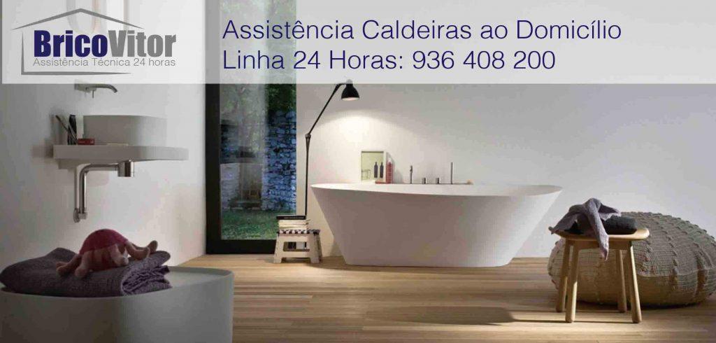Assistência Caldeira Rio Tinto - GONDOMAR