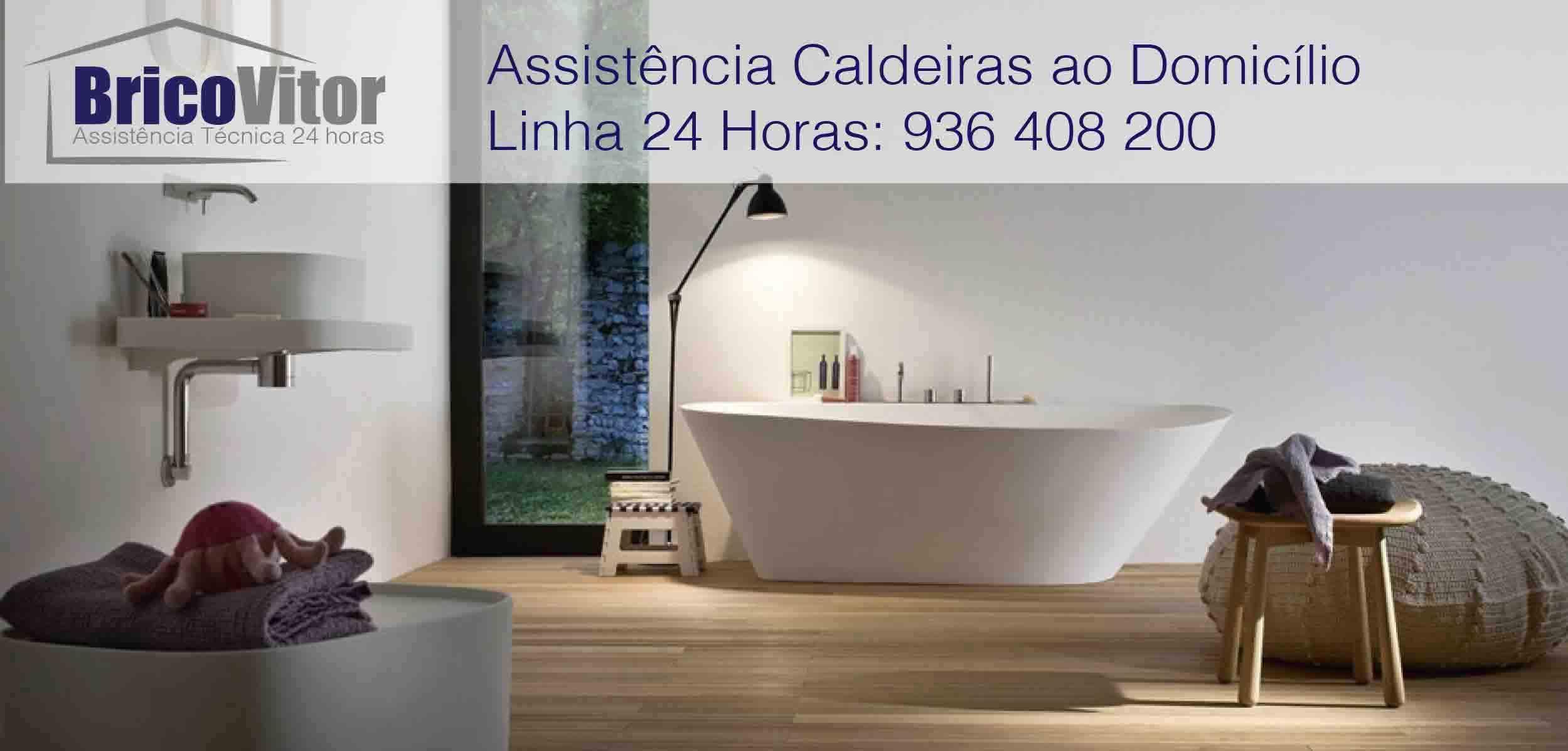 Assistência Caldeiras Porto, reparação e venda domicílio
