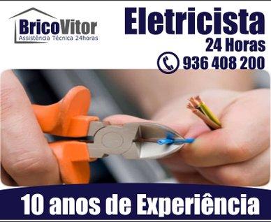 Serviço de Eletricista Amarante 24 Horas