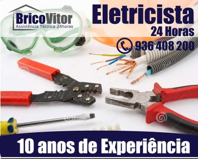 Serviço de Eletricista Gondomar 24 Horas